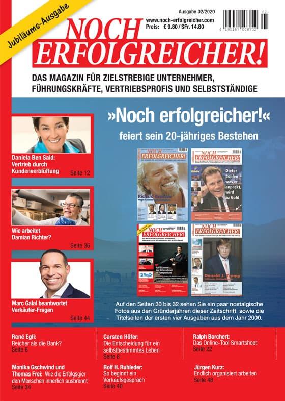 NE Jubilaeums-Ausgabe